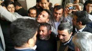 احمدی نژاد ختم