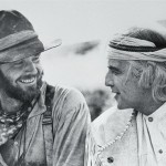 مارلون براندو و جک نیکلسن در برکههای میزوری