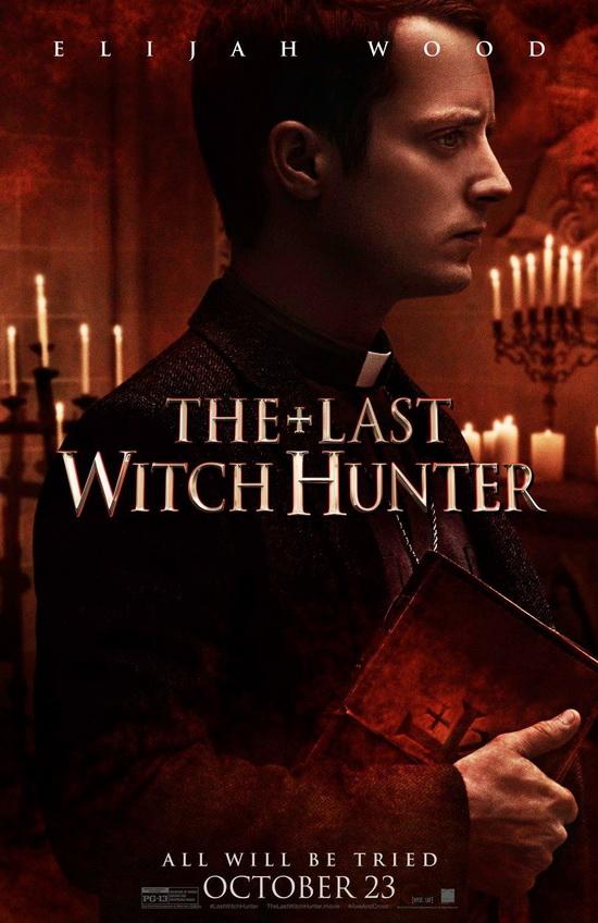 پوستر آخرین شکارچی جادوگر