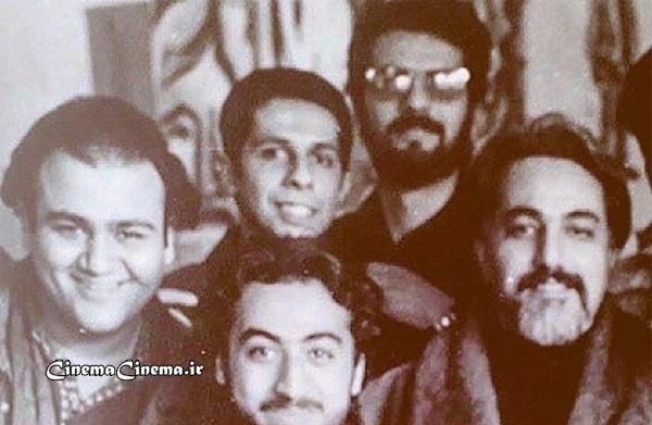 جواد رضویان-مهران غفوریان