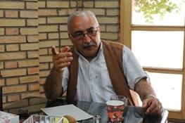 احمد طالبینژاد، نویسنده و منتقد سینمای ایران