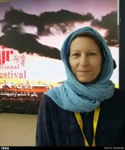 داور فرانسوی جشنواره جهانی فیلم فجر