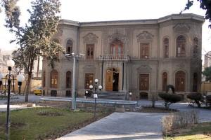 ساختمان بنیاد سینمایی فارابی
