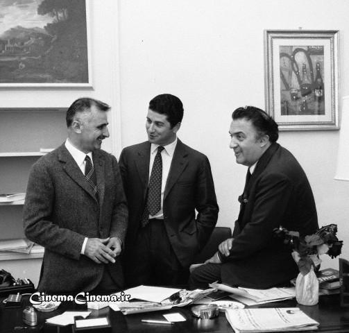 ۱۹۶۱، با تونینو چروی تهیهکننده و ماریو مونیچلی کارگردان و فیلمنامهنویس