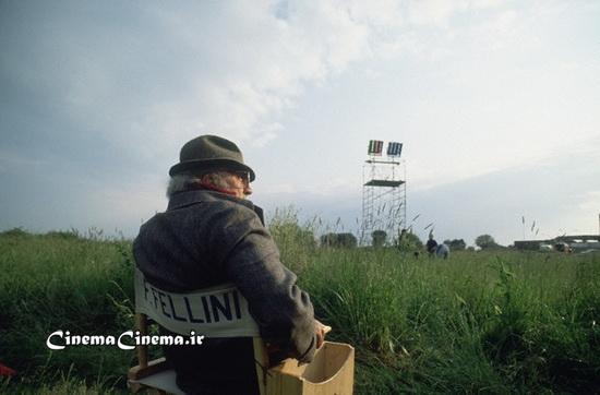 ۱۹۸۹، سر صحنه فیلم «آوای ماه»