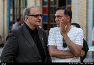حسن فتحی و علی معلم