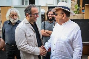 بهمن فرمان آرا رضا میرکریمی