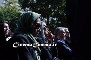 مراسم تشییع جنازه عباس کیارستمی  (۱۳)