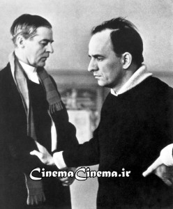 Gunnar Bj??rnstrand, Ingmar Bergman