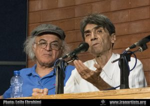 فریدون جیرانی ناصر تقوایی