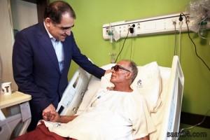 وزیر بهداشت کیارستمی هاشمی