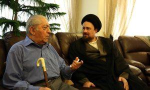 سید حسن خمینی عزت الله انتظامی
