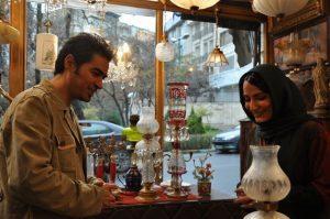سایههای موازی شهاب حسینی و سمیرا حسینی