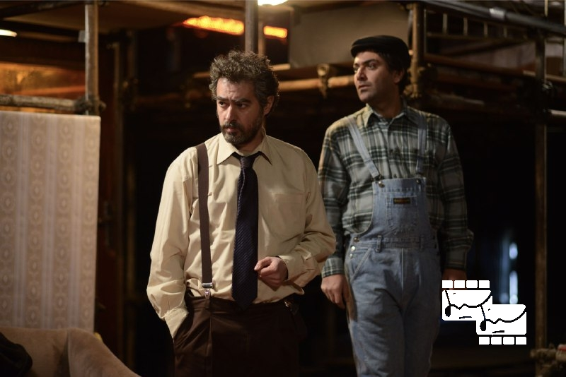 شهاب حسینی فروشنده