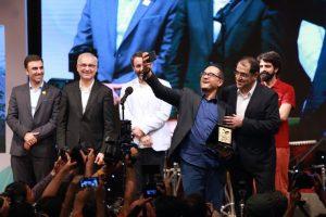رامبد جوان قاضی زاده هاشمی وزیر بهداشت