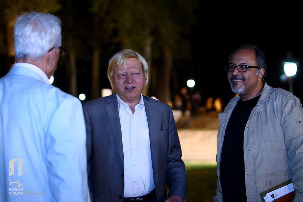 سیدمحمد بهشتی جشن سینمای مستند