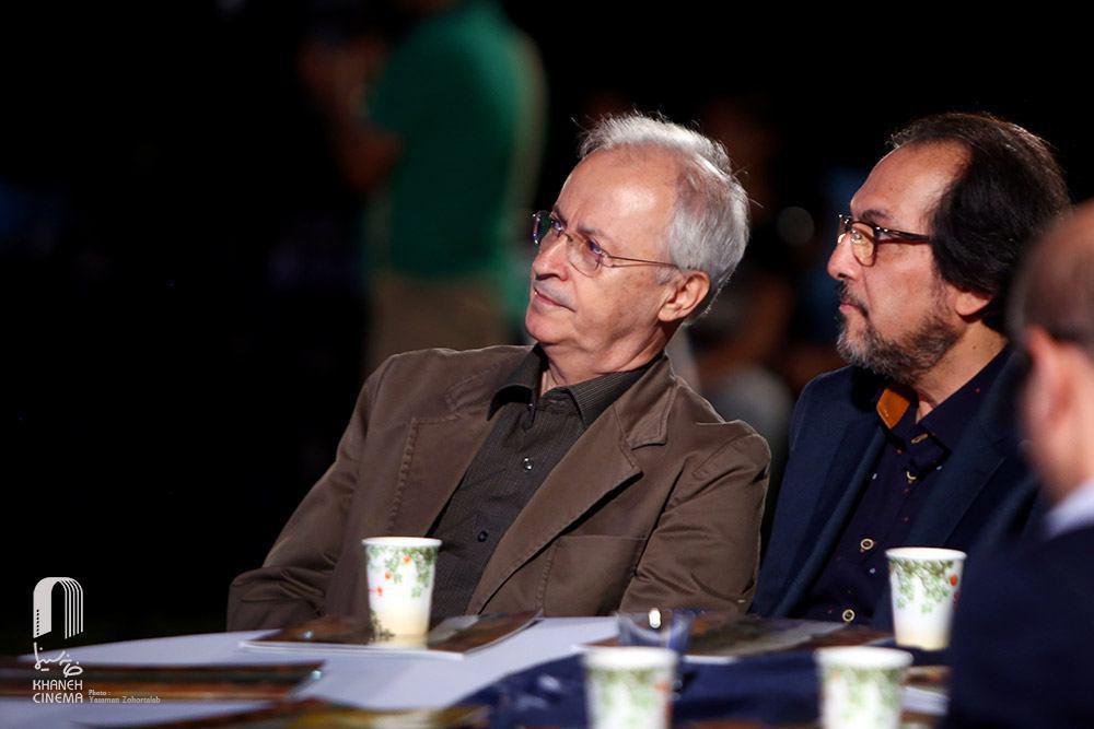 علیرضا رضاداد جشن سینمای مستند