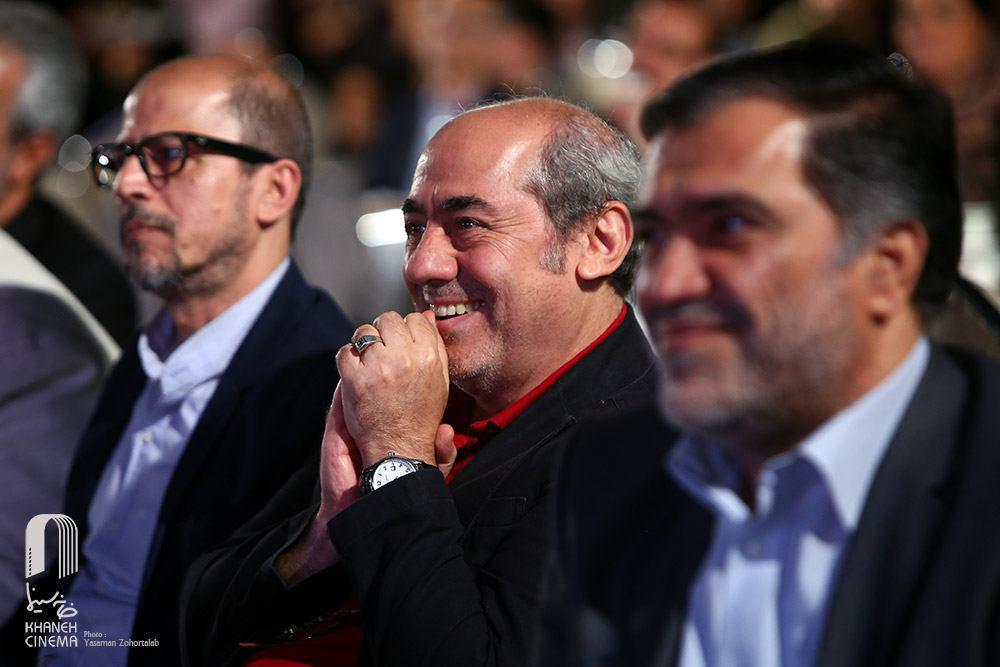 کمال تبریزی جشن سینمای مستند