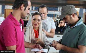 زیبا بروفه مجید صالحی سریال آسپرین