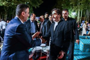 شهرام ناظری حجتالله ایوبی