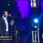 نوید محمدزاده هجدهمین جشن خانه سینما