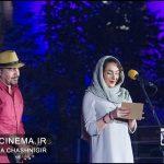 هانیه توسلی رضا عطاران هجدهمین جشن خانه سینما