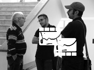 اکران خصوصی فیلم کوتاه شب فرید سجادیحسینی