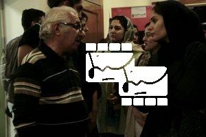 اکران خصوصی فیلم کوتاه شب فرید سجادی حسینی