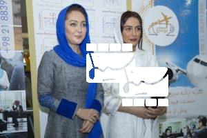 اکران خصوصی ربوده شده مارال فرجاد نیکی کریمی