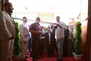 افتتاح سینما آزادی آبادان