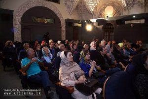 افتتاح فیلم در هنر و تجربه
