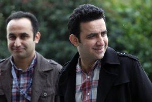 جمشید محمودی، نوید محمودی