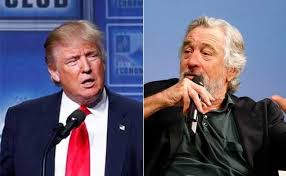 دنیرو و ترامپ