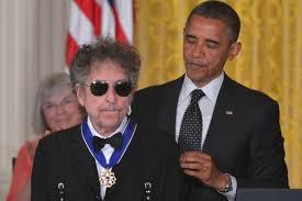 دیلن و اوباما