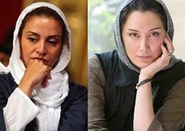 هدیه تهرانی مریلا زارعی