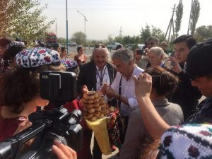 رضا کیانیان جشنواره فیلم دیدار