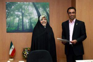 معصومه ابتکار جشنواره فیلم سبز