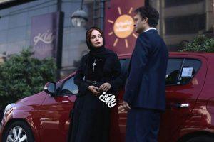 سریال عاشقانه مهناز افشار حسین یاری