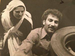 ماجرای نمایشی که اصغر فرهادی و همسرش بازی کردند