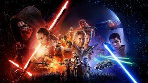 جنگ ستارگان، نیرو برمی خیزد