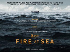مستند «آتش در دریا»