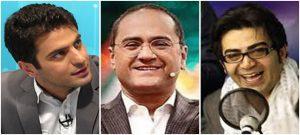 فرزاد حسنی، رامبد جوان، علی ضیا