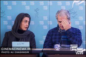 ناصر هاشمی، لیلا زارع