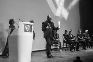 رضا میرکریمی جشنواره فیلم بلژیک
