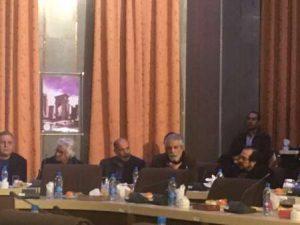 دیدار سینماگران با مقامات قضایی