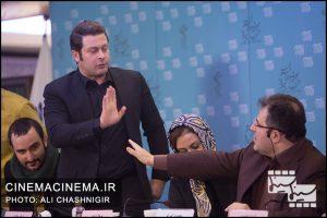 محمود گبرلو، پژمان بازغی