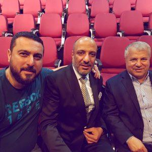 امیر جعفری، علی پروین، محسن کیایی