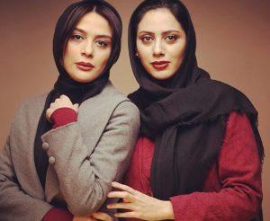 خواهران فرجاد