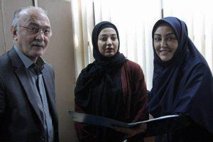 پرویز پورحسینی شقایق فراهانی سریال گمشدگان