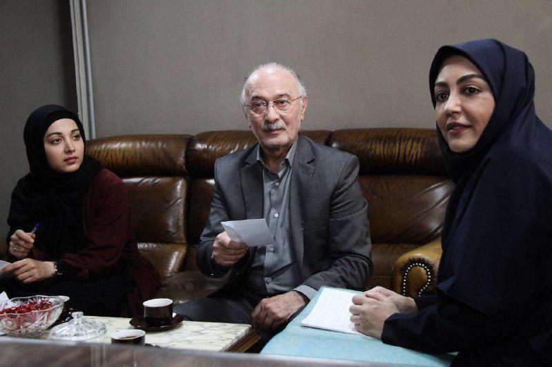 شقایق فراهانی پرویز پورحسینی سریال گمشدگان